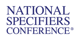 National Specifiers Conference branding