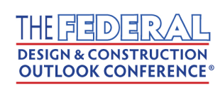 The Federal Design & Construction Outlook Conference branding