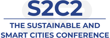 S2C2 The Sustainable And Smart Cities Conference branding